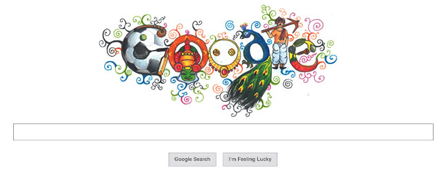 Google Doodle for Children's Day