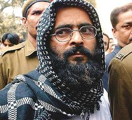 Afzal Guru Hanging Tainted by Political Touch