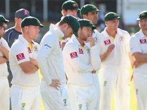 Perhaps the Worst Australian Cricket Team in India