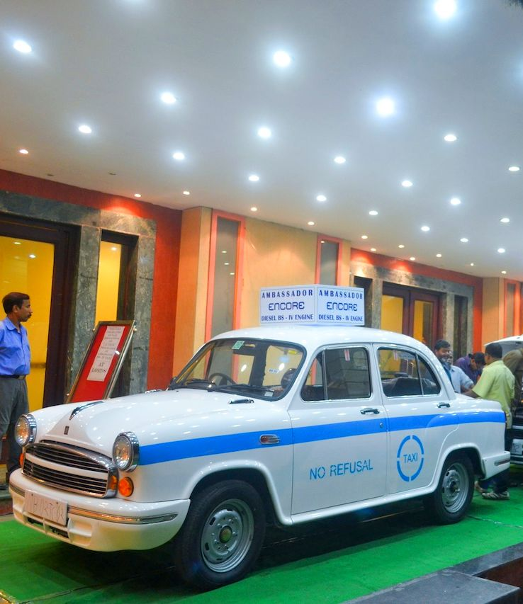 Ambassador Encore Launched for Kolkata Roads