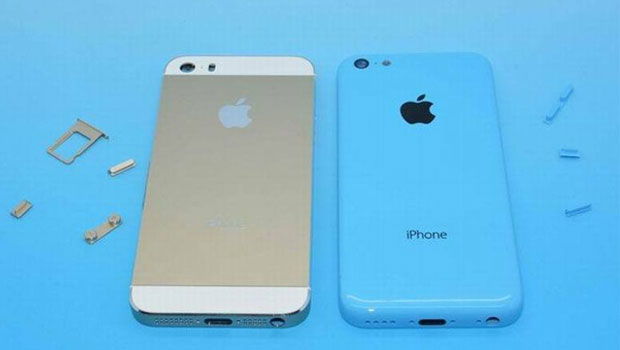 Apple to Launch iPhone 5S and iPhone 5C in India on November 1st, 2013