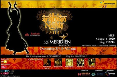 Le Meridien in Bangalore Cheats Party Revelers on New Year Eve