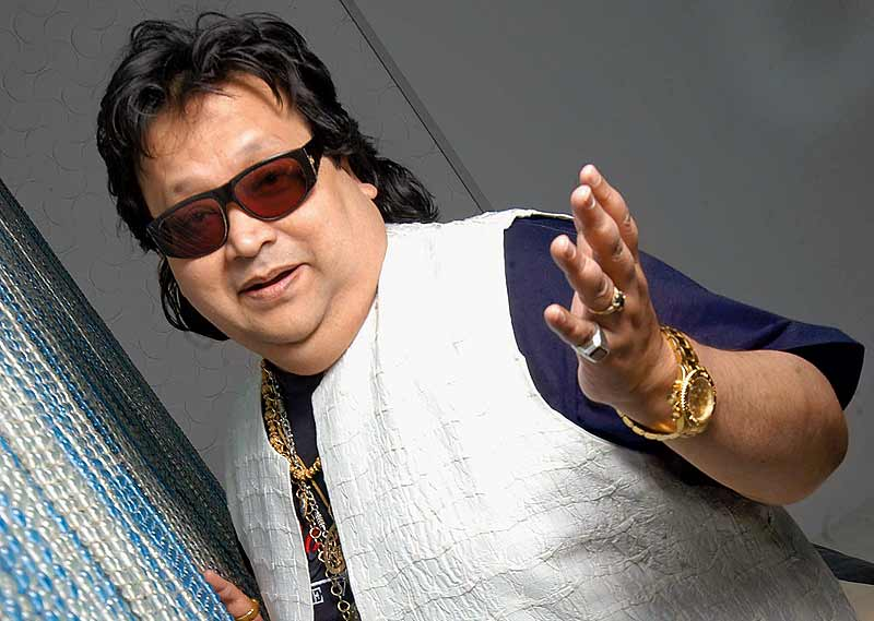 Bappi Lahiri Joins BJP