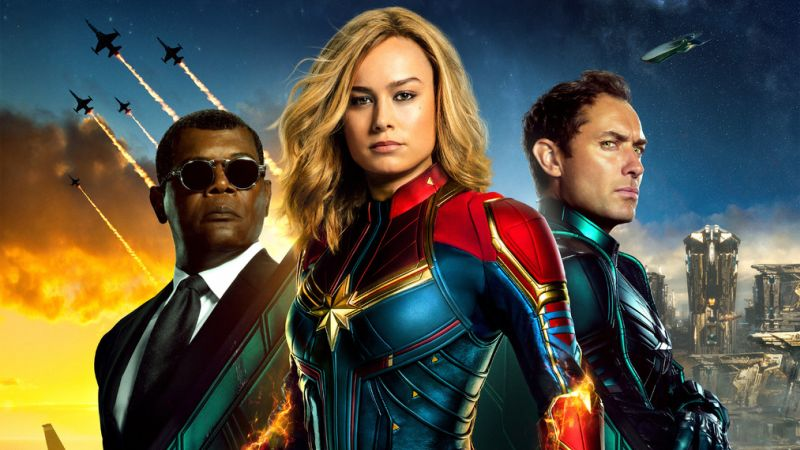 Movie Review: Captain Marvel – Stronger than Superman